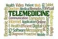 Stock Image Telemedicine
