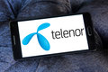 Telenor mobile operator logo