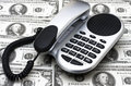 Telephone Banking Royalty Free Stock Photo