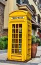 Image : telephone booth screen telephone happy