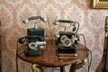 Telephones retro Royalty Free Stock Photography