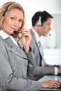 Telesales Stock Photos