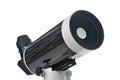 Telescope isolated on white background Royalty Free Stock Photography