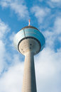 Television tower Royalty Free Stock Images