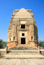 Teli ka Mandir, 9th century temple in Gwalior Royalty Free Stock Images