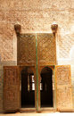 Telouet Kasbah interior Stock Photography