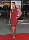 Tembi locke los angeles ca november at the premiere of her movie dumb and dumber to at the regency village theatre westwood Royalty Free Stock Photo