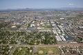 Tempe, Arizona Skyline Stock Image