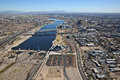 Tempe Town Lake Stock Photo