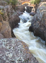 Temperance River Fall Royalty Free Stock Photo