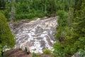 Temperance River Royalty Free Stock Photo