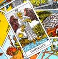 Temperance Tarot Card healing harmony adaptability