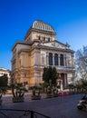 Tempio maggiore di roma photograph of italy Stock Photography