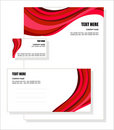 Template for business artworks Royalty Free Stock Photos