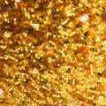 Template design on gold glittering eps background vector file included Royalty Free Stock Photography