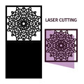 Template for laser cutting.