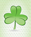 Template saint patrick s day greeting card Stock Photos