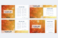 Templates for square brochure. Leaflet cover presentation. Business, science, technology design book layout. Scientific
