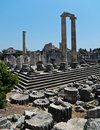 Temple of Apollo Stock Image