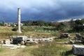 Temple of artemis Стоковые Изображения RF
