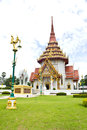 Temple Ayutthaya Thailand Royalty Free Stock Photography