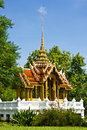 Temple Ayutthaya Thailand Royalty Free Stock Images