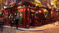 Temple Bar Royalty Free Stock Photo