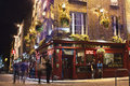 The Temple Bar  Stock Photos