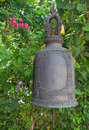 Temple bell Royalty Free Stock Image