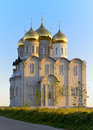 Temple of the blessed mother matrona of moscow kharkov ukraine Stock Images