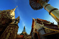 Temple in chiang mai Royalty Free Stock Photo