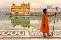 Temple d'or, amritsar, Inde. Photos libres de droits