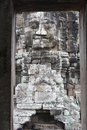 Temple de Bayon Images stock