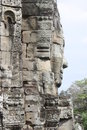 Temple de Bayon Photo libre de droits
