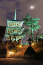 Temple de Kyoto Image stock