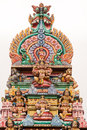 Temple decoration Royalty Free Stock Image