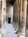 Temple Doorway Stock Photo