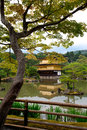 Temple of the Golden Pavilion Stock Photos