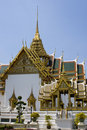 The temple in the Grand palace a Stock Photography