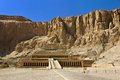Temple of Hatshepsut Stock Photos