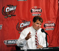 Temple head football coach Al Golden Stock Photos