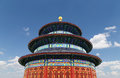 Temple of heaven altar of heaven beijing china Stock Photos