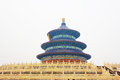 Temple of Heaven of Beijing Stock Photography