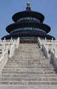 Temple of heaven beijing china in Royalty Free Stock Photos