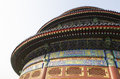 The temple of heaven tiantan daoist temple eligious buildings beijing china literally altar is a complex religious situated in Royalty Free Stock Image