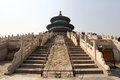 The temple of heaven tiantan is symbol ancient capital beijing tiantan is main building also called prayer hall is Stock Image