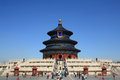 The temple of heaven tiantan is symbol ancient capital beijing tiantan is main building also called prayer hall is Stock Photos