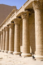 Temple of Horus at Edfu Royalty Free Stock Photo