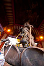 Temple Japan, Sensoji dragon fountain Royalty Free Stock Photography