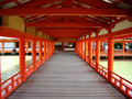 Temple japonais Photographie stock